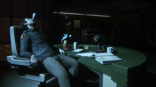 Alien Isolation The Collection imágenes criticsight 1