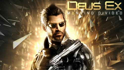 Deus Ex Mankind Divided wallpaper criticsight 2015