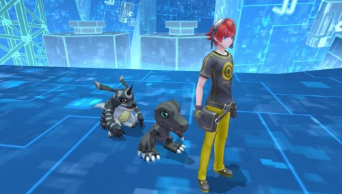 Digimon Story  Cyber Sleuth extras pre orden criticsight 2015 2