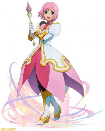 Estelle de Tales of Vesperia project x zone 2 criticsight