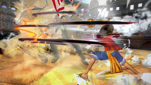 "Imágenes e ilustraciones de ""One Piece Burning Blood""  Bandai Namco criticsight 2015 10"