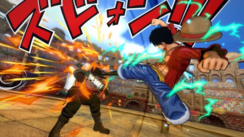 "Imágenes e ilustraciones de ""One Piece Burning Blood""  Bandai Namco criticsight 20151"