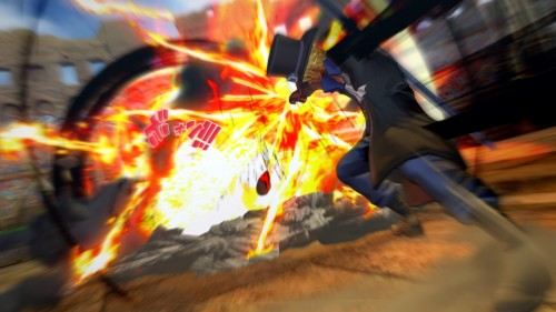 "Imágenes e ilustraciones de ""One Piece Burning Blood""  Bandai Namco criticsight 201511"