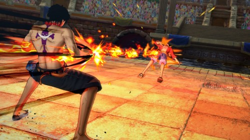 "Imágenes e ilustraciones de ""One Piece Burning Blood""  Bandai Namco criticsight 20158"