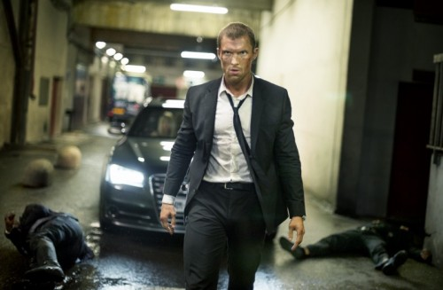 "Ed Skrein stars in Europacorp's  ""The Transporter Legacy"". credit: Bruno Calvo © 2014 Ð EUROPACORP Ð TF1 FILMS PRODUCTION"