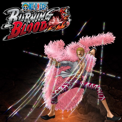 "Nuevo Trailer Imágenes e ilustraciones de ""One Piece Burning Blood""  Bandai Namco criticsight 2015 Doflamingo"