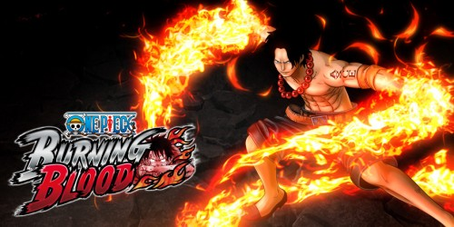 "One Piece Burning Blood""  Bandai Namco criticsight 2015 banner  Ace"