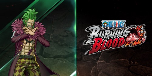"One Piece Burning Blood""  Bandai Namco criticsight 2015 banner  Bartolomeo"
