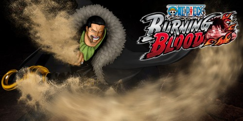 "One Piece Burning Blood""  Bandai Namco criticsight 2015 banner  Crocodile"
