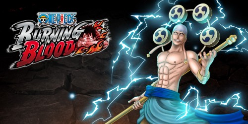 "One Piece Burning Blood""  Bandai Namco criticsight 2015 banner  Enel"