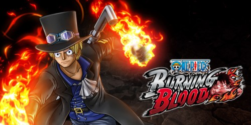 "One Piece Burning Blood""  Bandai Namco criticsight 2015 banner  Sabo"