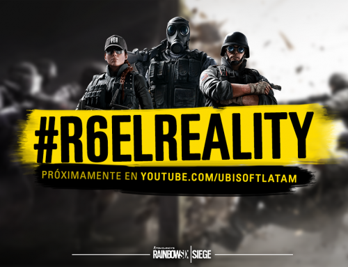 Rainbow Six Siege reality portada cover anuncio 2015 criticsight