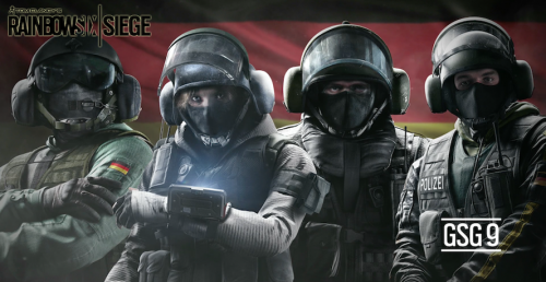 Tom Clancy´s Rainbow Six Siege imagen criticsight  portada logo