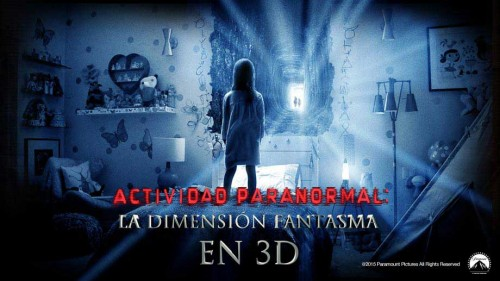 actividad paranormal dimension fantasma criticsight portada