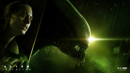 alien isolation wallpaper sega criticsight