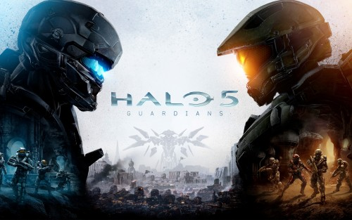 halo 5 guardians trailer de lanzamiento wallpaper 2015 criticsight