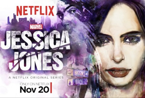 jessica jones poster netflix criticsight 2015