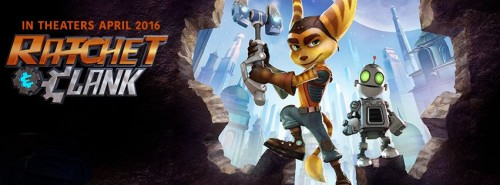 ratchet and clank la pelicula banner movie 2016 criticsight