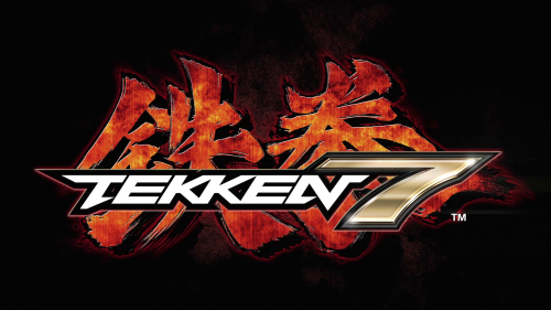 tekken 7 logo wallpaper consolas criticsight 2015
