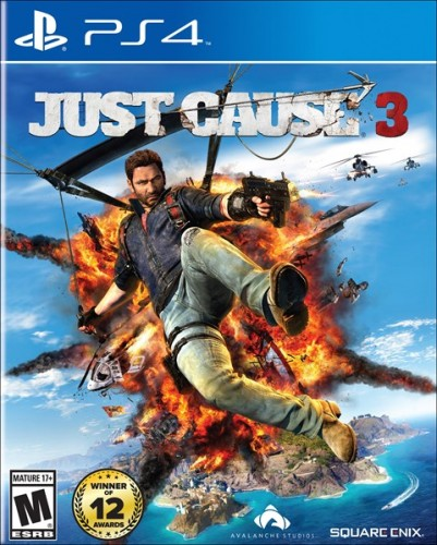 1 Just Cause 3 disponible para PS4, PC y XBOX One criticsight
