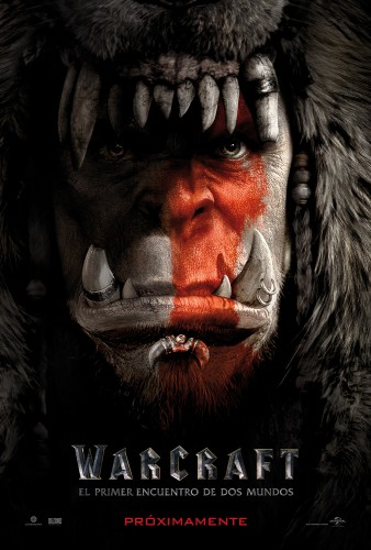 15 Warcraft El Primer Encuentro de Dos Mundos (Warcraft The Beginning)  poster latino mexico criticsight español 2016 1