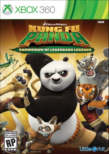 2 Kung Fu Panda Showdown of Legendary Legends  disponible en WII U, 3DS, PS3, XBOX One, XBOX 360, PC y PS4 criticsight