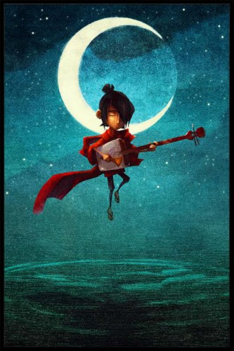 21 Kubo and the Two Strings  poster 2016 criticsight
