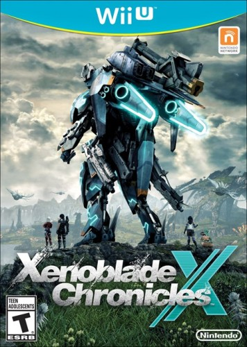 4 Xenoblade Chronicles X disponible solo en WII U criticsight