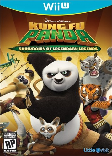 7 Kung Fu Panda Showdown of Legendary Legends  disponible en WII U criticsight
