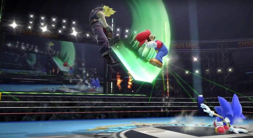 Cloud se Une al Roster de Super Smash Bros criticsight 2