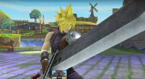 Cloud se Une al Roster de Super Smash Bros criticsight 3
