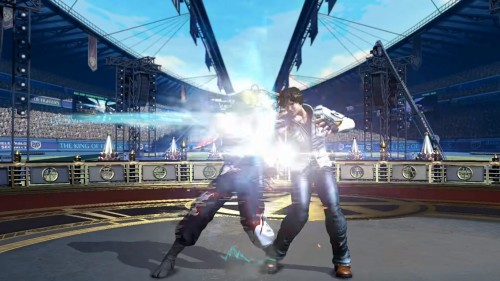 El Primer Vistazo de Andy Bogard en The King of Fighter XIV 14 (SNK 2015) criticsight 1