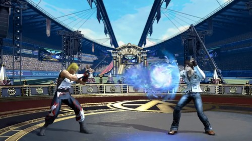 El Primer Vistazo de Andy Bogard en The King of Fighter XIV 14 (SNK 2015) criticsight 3
