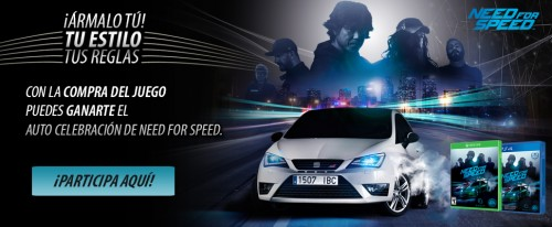 Electronic Arts y West Coast México Se Unen Para Promocionar Need for Speed (EA 2015) criticsight 2