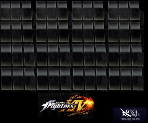 KOF XIV ROSTER 2016 PS4 CRITICSIGHT