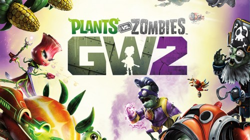 Plants vs Zombies Garden Warfare 2 wallpaper EA criticsight 2015 2016