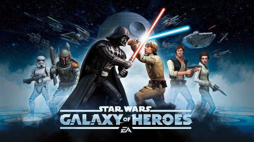Star Wars  Galaxy of Heroes wallpaper 2 criticsight
