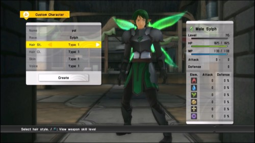 Sword Art Online Lost Song  imágenes criticsight 2015 1