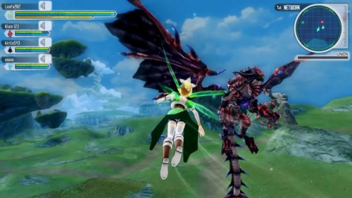 Sword Art Online Lost Song  imágenes criticsight 2015 6