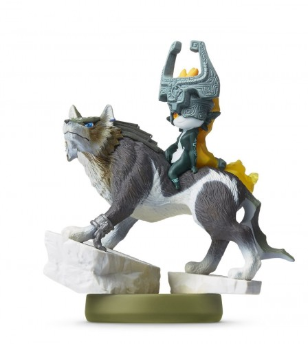 The Legend of Zelda Twilight Princess HD Para WII U amiibo criticsight 2
