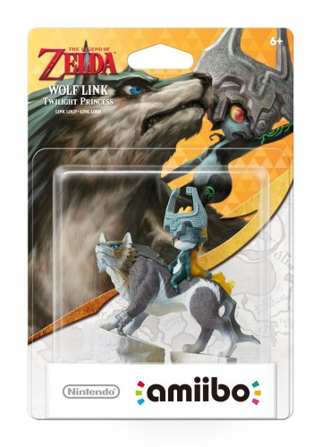 The Legend of Zelda Twilight Princess HD Para WII U amiibo criticsight