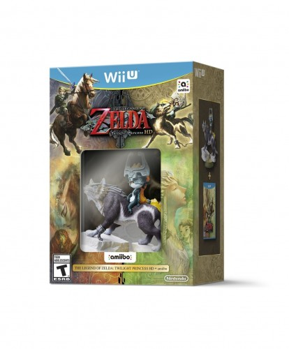 The Legend of Zelda Twilight Princess HD Para WII U edicion de coleccion criticsight