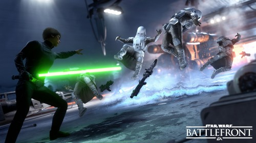 star wars battlefront 2015 EA Wallpaper criticsight