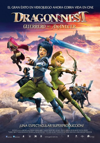 DRAGON NEST poster LR