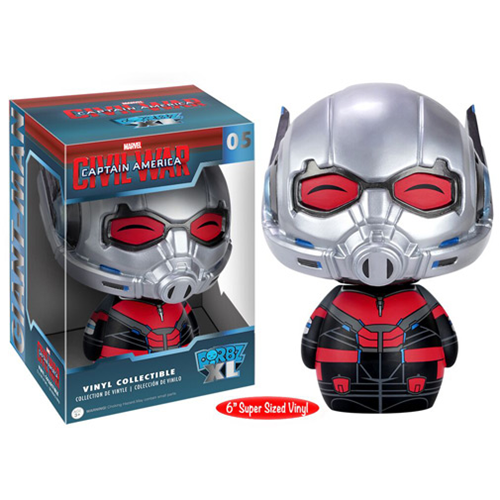 Funko Pop Civil War criticsight imagen dorb giant man