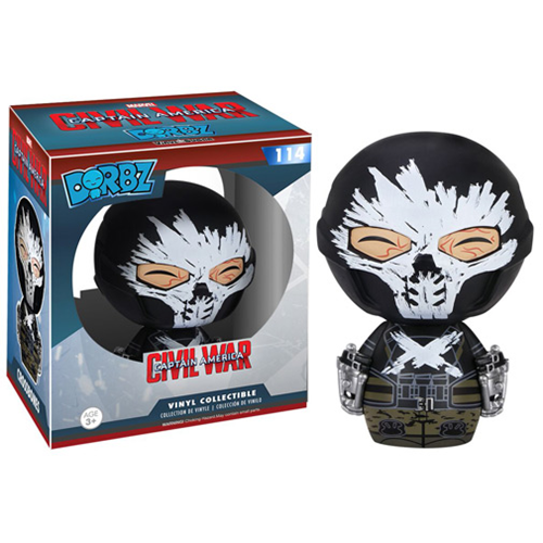 Funko Pop Civil War criticsight imagen dorbs crossbones