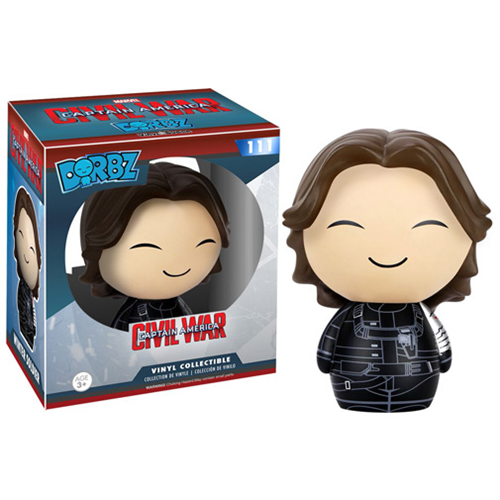 Funko Pop Civil War criticsight imagen dorbs winter soldier