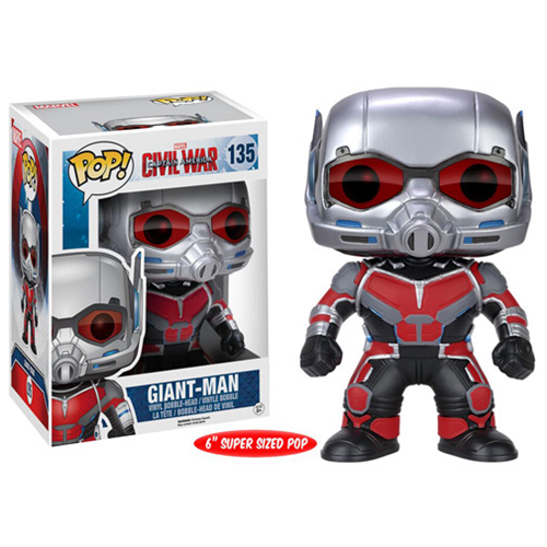 Funko Pop Civil War criticsight imagen  giant man