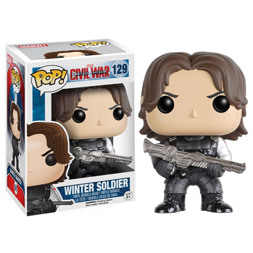 Funko Pop Civil War criticsight imagen  winter soldier
