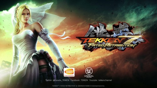 Nina Williams Se Une a Tekken 7 Fated Retribution Criticsight 2016  arte